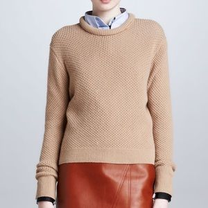 Phillip Lim 3.1 Medium Roll Neck Crop Sweater